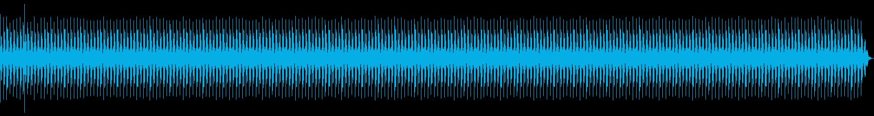 ゲーム、クイズ(ブー音)_016の再生済みの波形