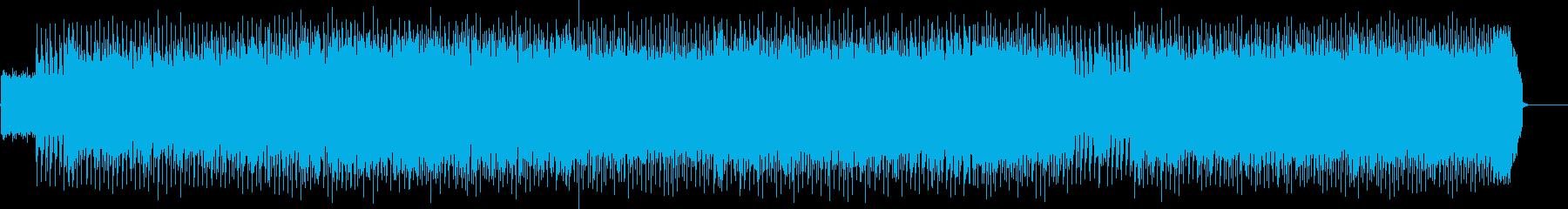 胸高鳴るアメリカンハード・ロックの再生済みの波形