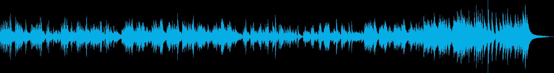 純粋な子供心(ピアノ・明るい・楽しい)の再生済みの波形