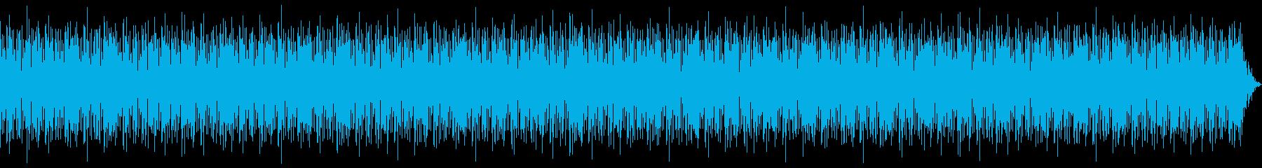 キャンプ・アウトドア のんびりBGMの再生済みの波形