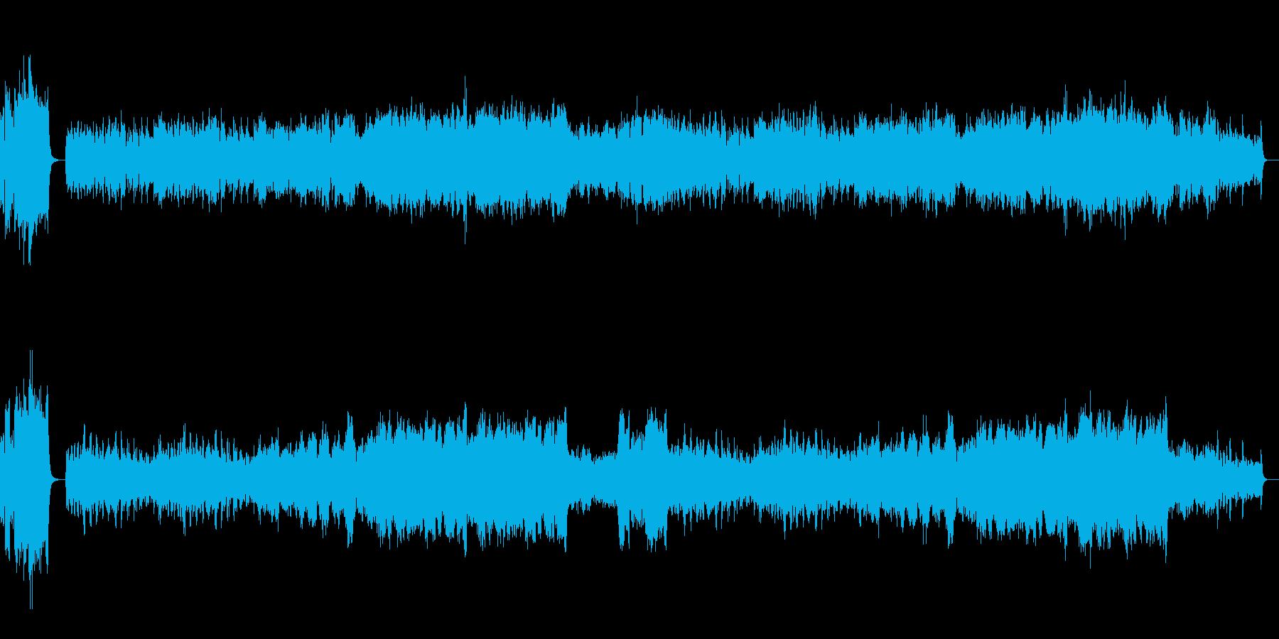 表彰オーケストラ発表シリーズの再生済みの波形