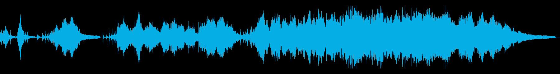 花吹雪/和風の雰囲気12-ピアノソロの再生済みの波形