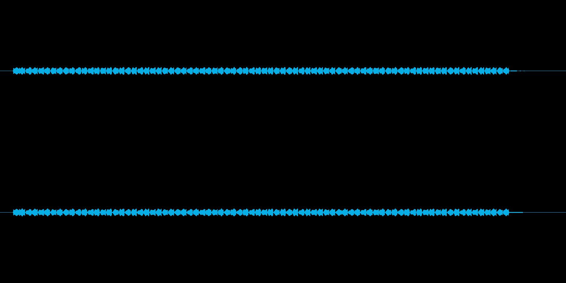 【サイバー12-2】の再生済みの波形