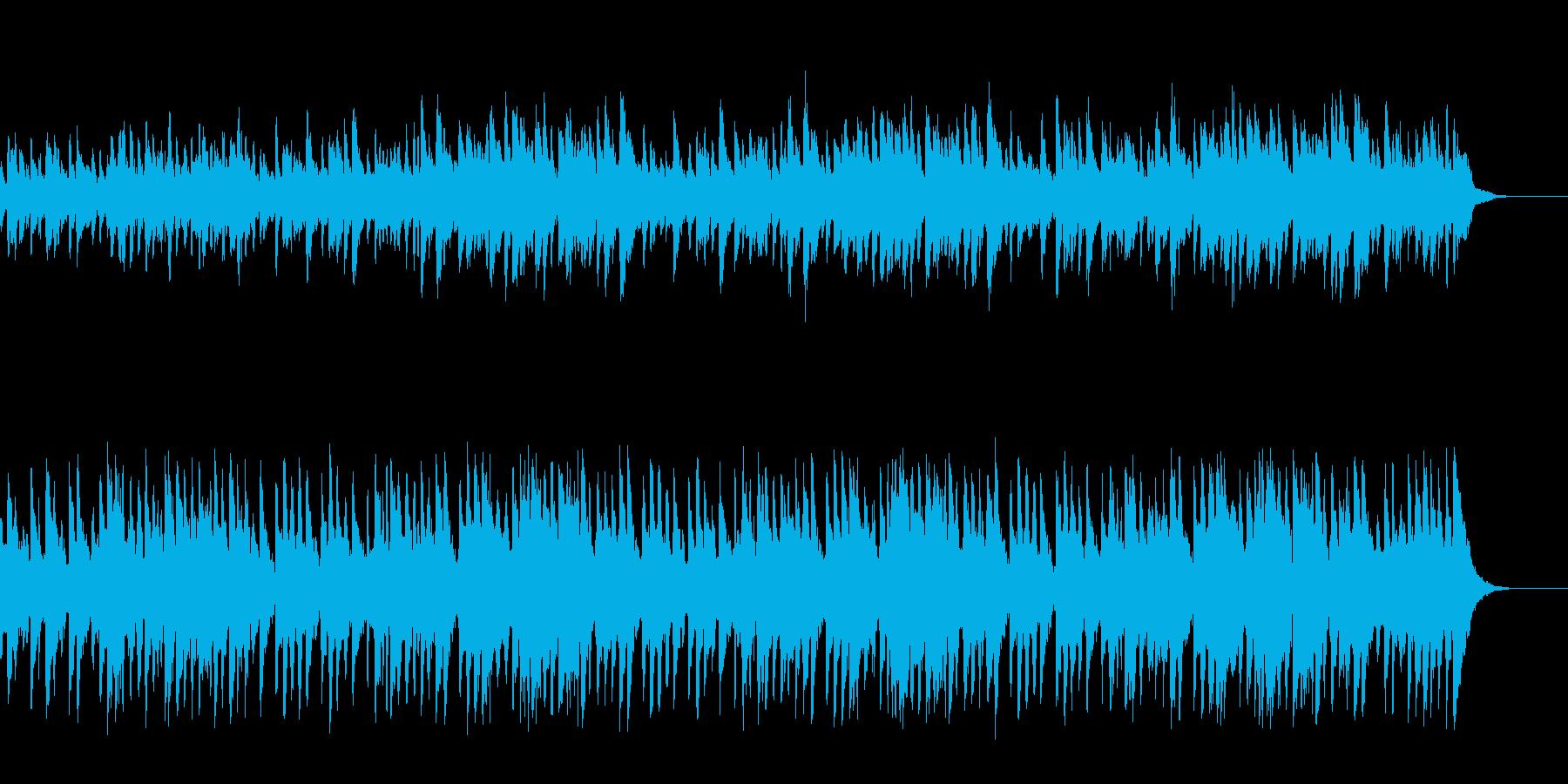 おめでとうクリスマス マリンババージョンの再生済みの波形