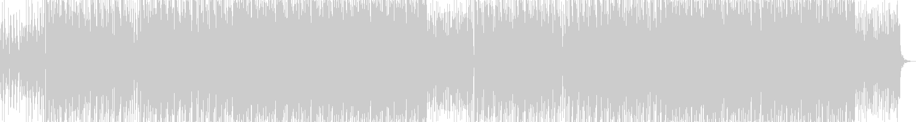春麗らかなほのぼのゆったりエレクトロbの未再生の波形