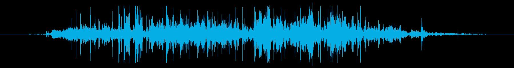 木 中圧04の再生済みの波形