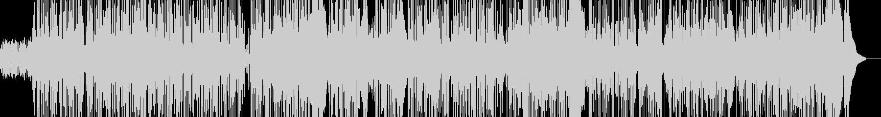 カクテルが似合うアダルティなジャズの未再生の波形