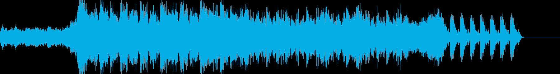 ドラゴンブレイド第9弾目!の再生済みの波形