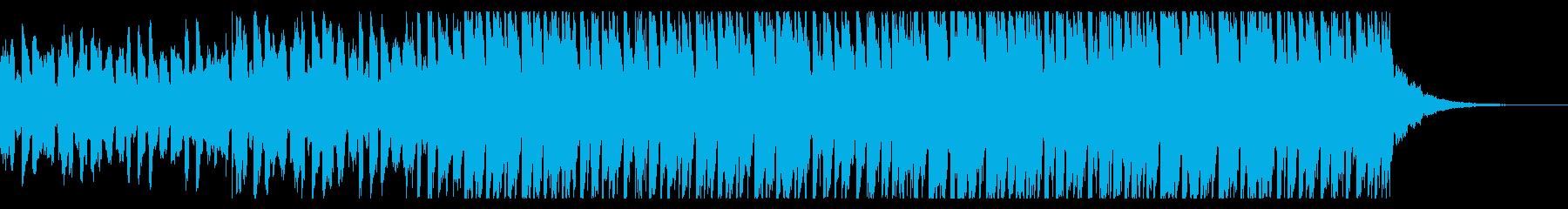 サマートロピカルポップ(60秒)の再生済みの波形
