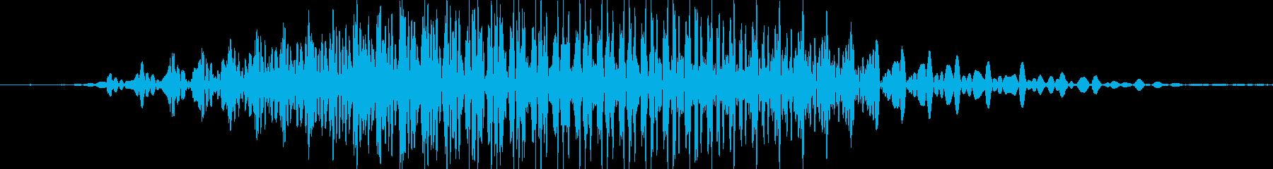 4(よん)の再生済みの波形