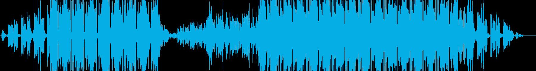 レトロ ポジティブ 明るい エーテ...の再生済みの波形