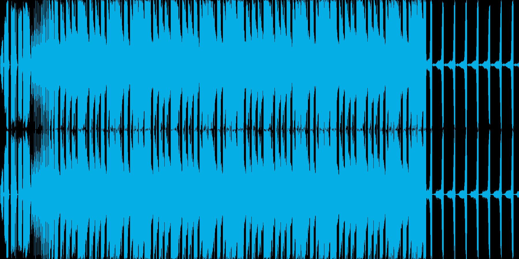 【ダンス/クラブ/ポップ】の再生済みの波形