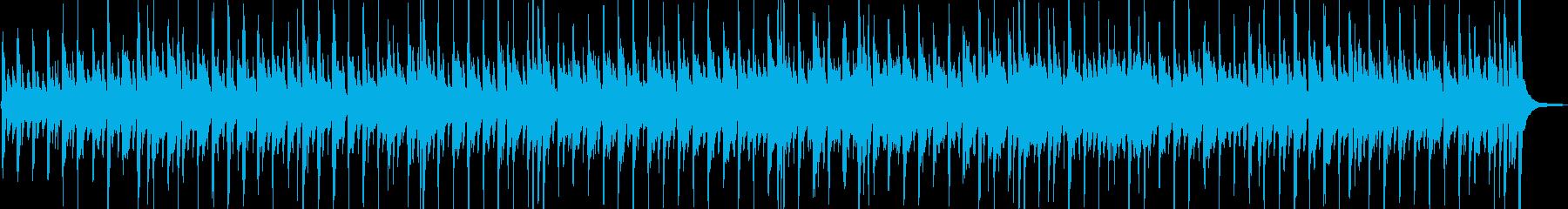 少しだけの勇気を感じるトランペットBGMの再生済みの波形