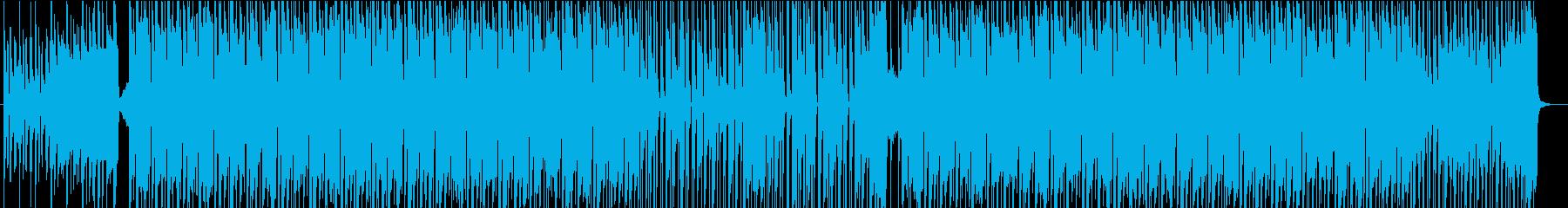 元気いっぱい!楽しいにぎやかPOPの再生済みの波形