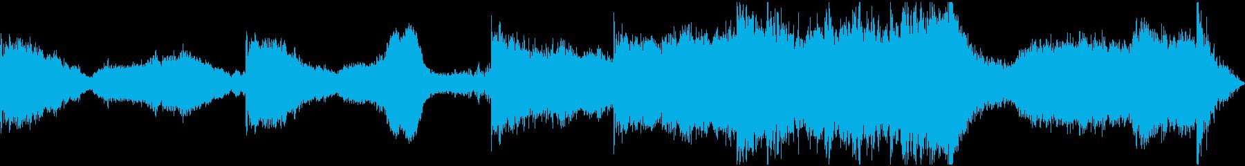 フィルムオーケストラインストゥルメ...の再生済みの波形