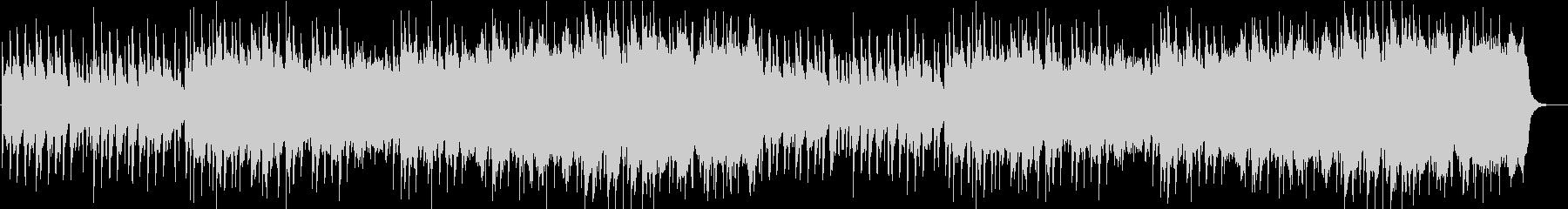 ふるさと オルゴールオーケストラverの未再生の波形