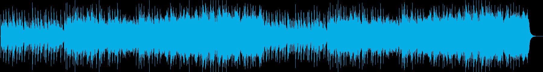 ふるさと オルゴールオーケストラverの再生済みの波形