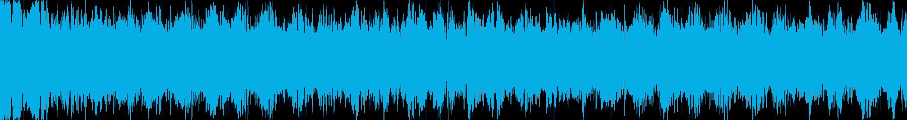 【ループA】パワフルで高揚感ピアノEDMの再生済みの波形