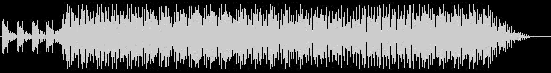 アンニュイなBGM 02の未再生の波形