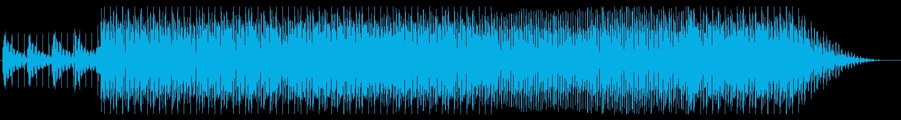 アンニュイなBGM 02の再生済みの波形