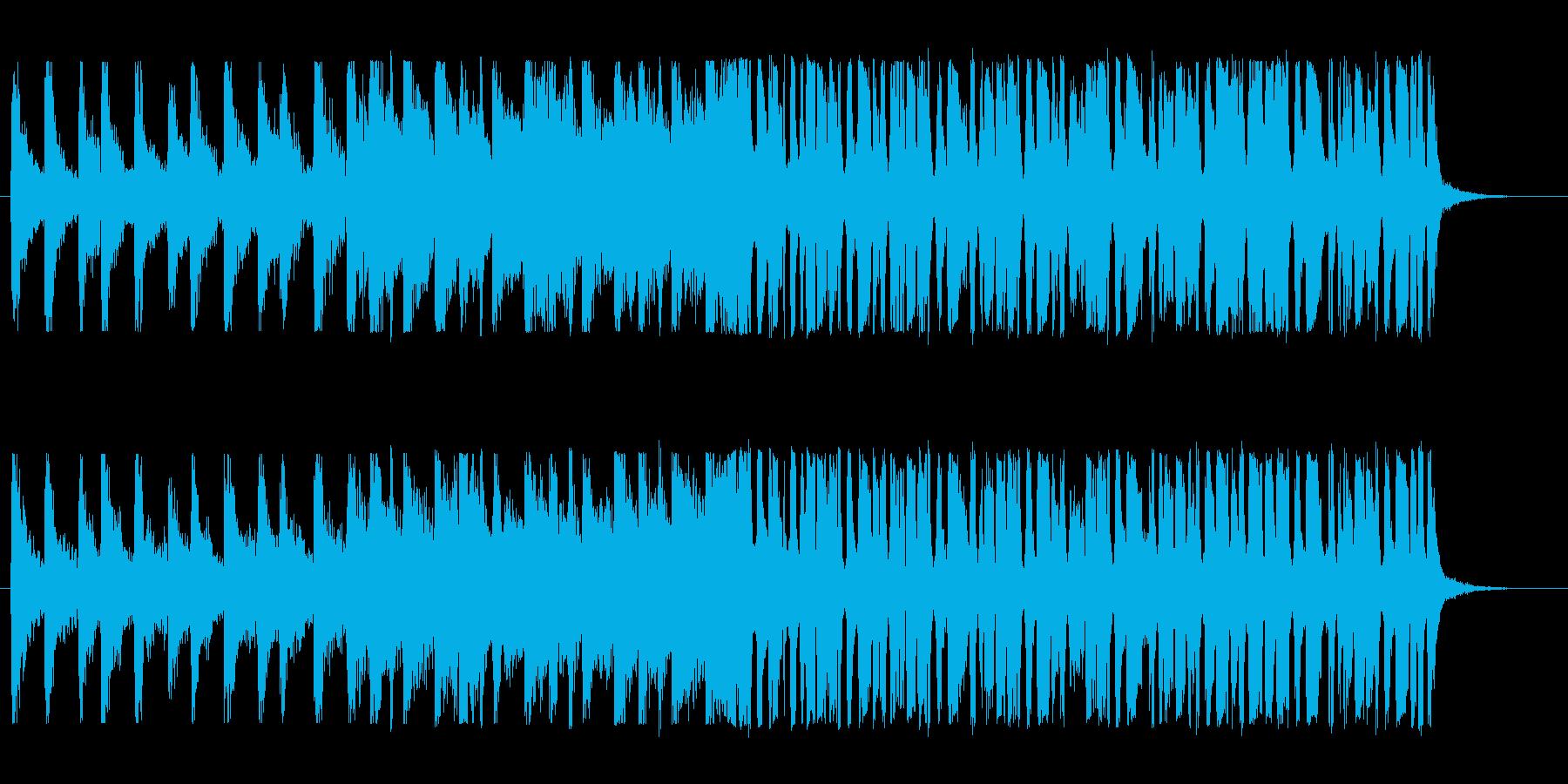 楽観的なファンク の再生済みの波形