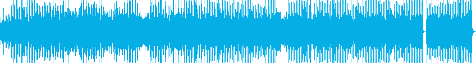 アフリカンパーカッショントライブハウスの再生済みの波形