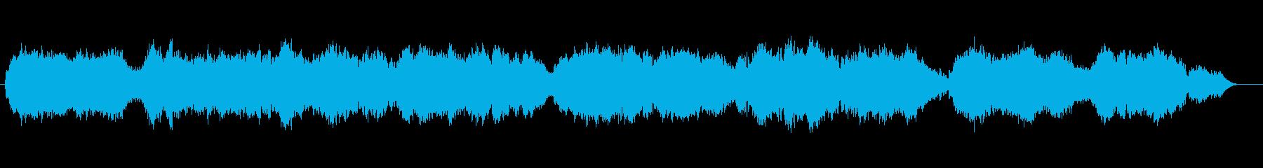 アヴェ・マリア(唄入り)の再生済みの波形
