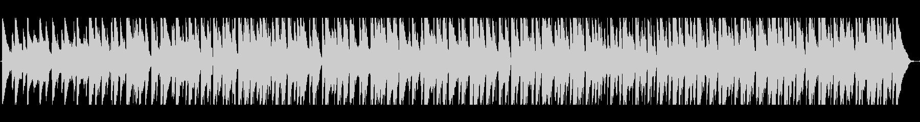 ウクレレ、暖かいアコースティックギ...の未再生の波形