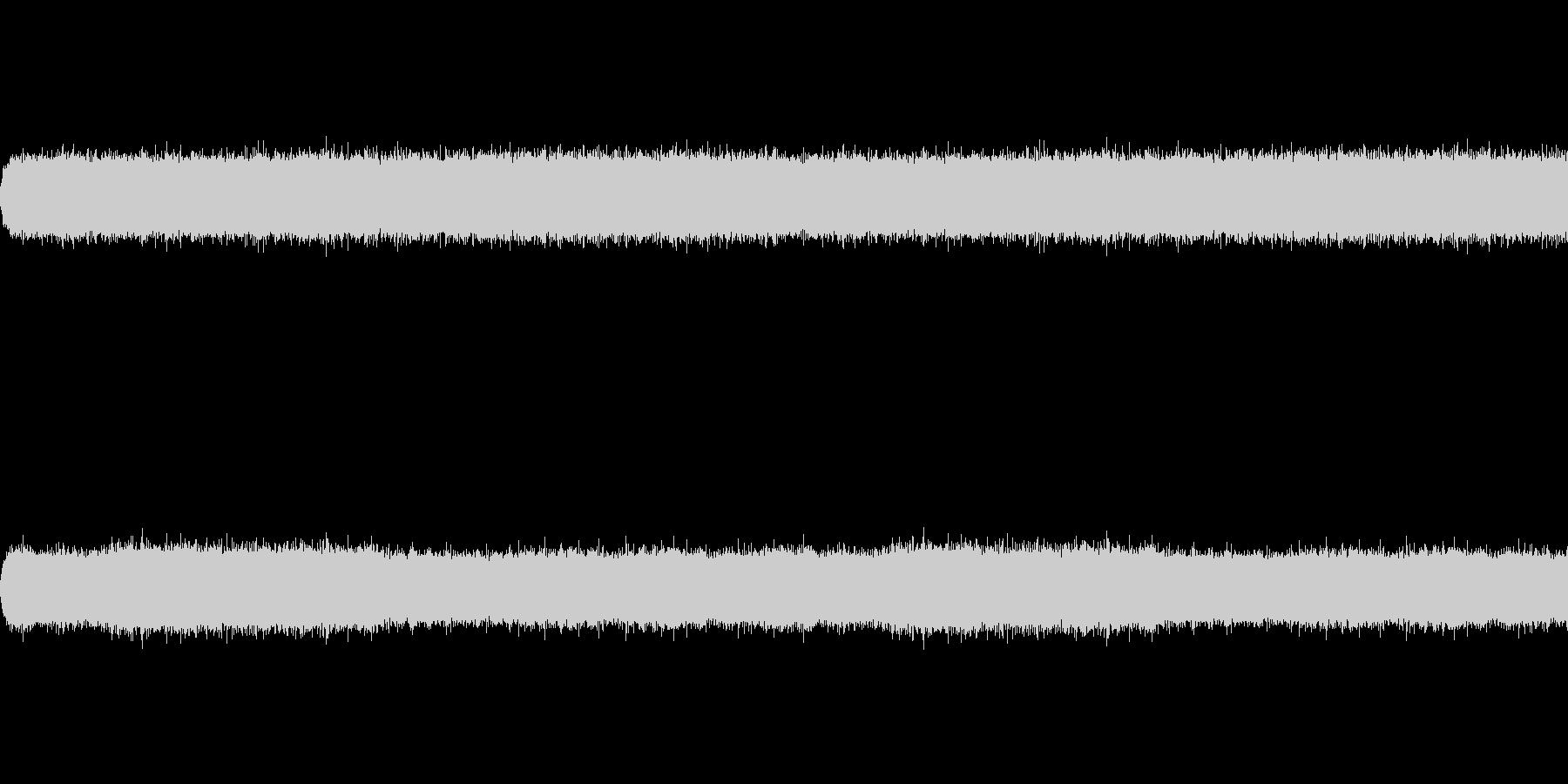 滝音~中くらいの滝 UP1【生録音】の未再生の波形