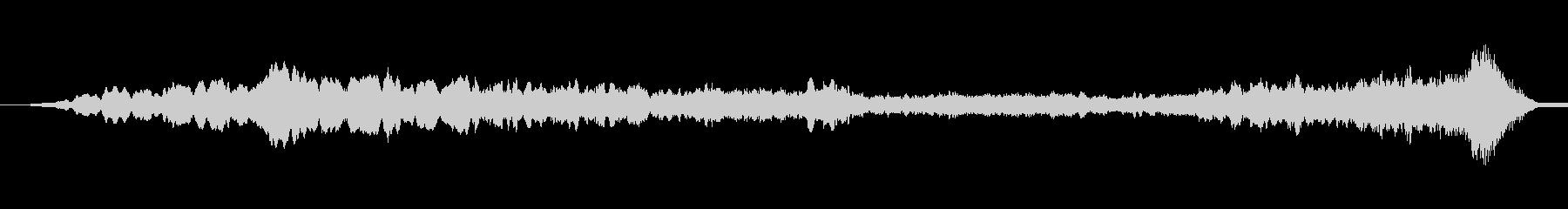 クロウシティ、バグアウト!、電子;...の未再生の波形