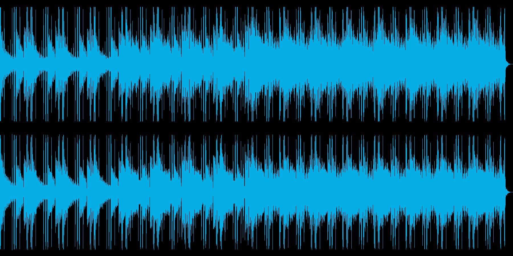 解放されるようなBGM_No631_2の再生済みの波形