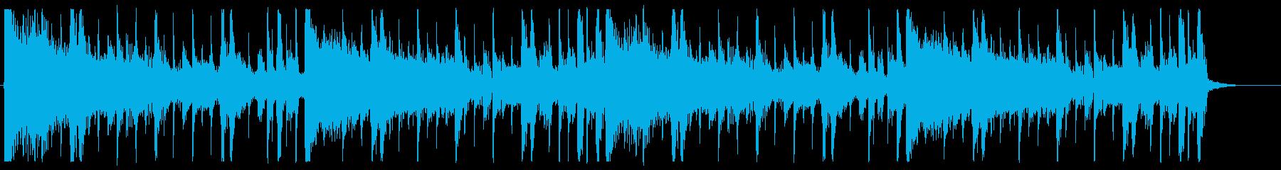 レトロ/夏_No595_4の再生済みの波形