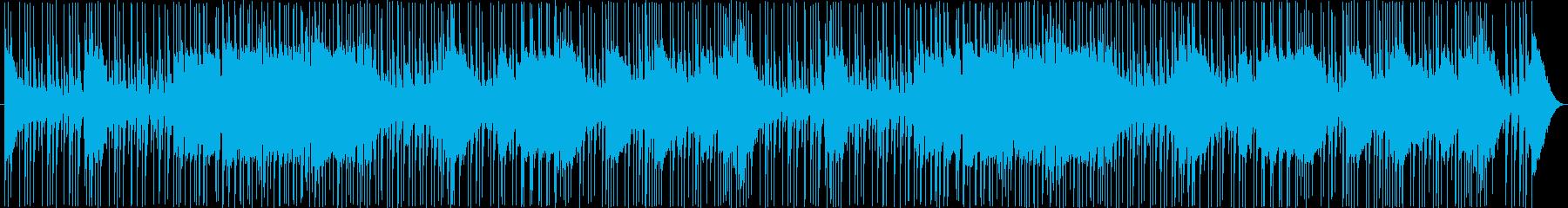 素晴らしいドラムフィルとシンバルシ...の再生済みの波形