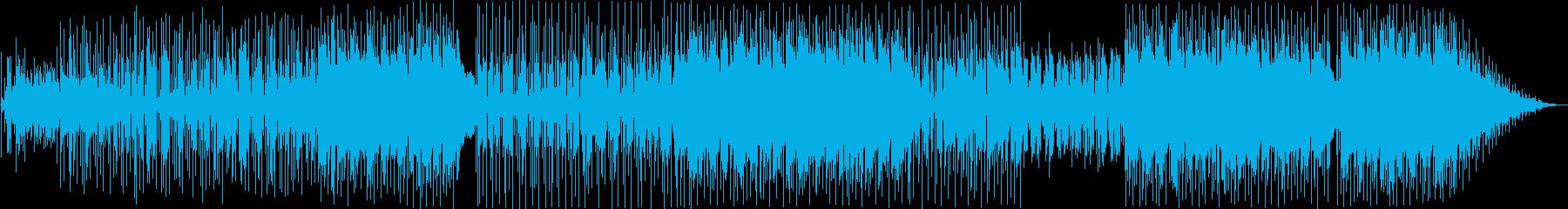 キャッチーなポップソング。ミッドテ...の再生済みの波形