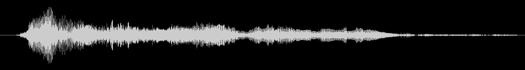 モンスター デススクリームハイ07の未再生の波形