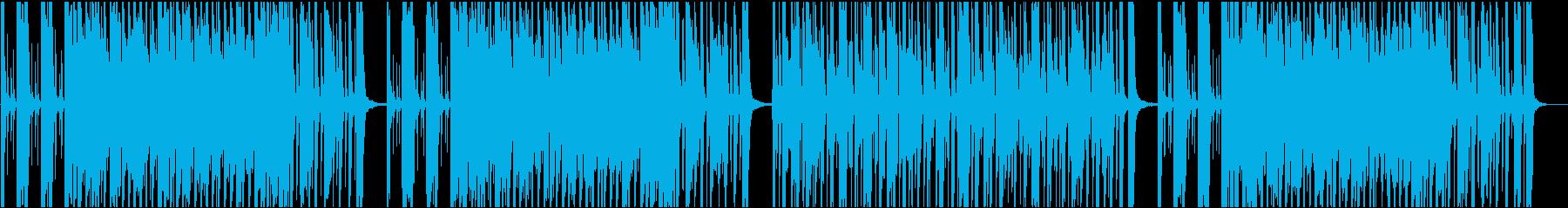 7秒でサビ、悪ガキ、コミカル/カラオケの再生済みの波形