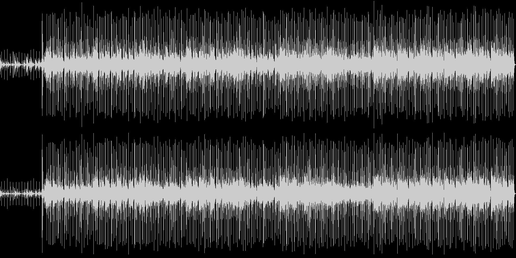 爽やかで優しいウクレレポップスの未再生の波形