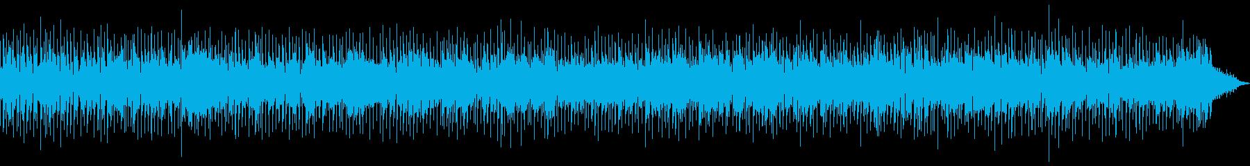 カントリー・ロックの再生済みの波形