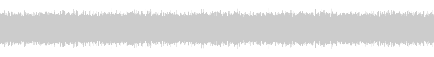 ほのぼの動画用BGM ループ HM002の未再生の波形