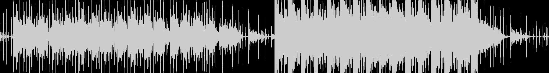 ループ可能なゆったり系エレクトロニカの未再生の波形