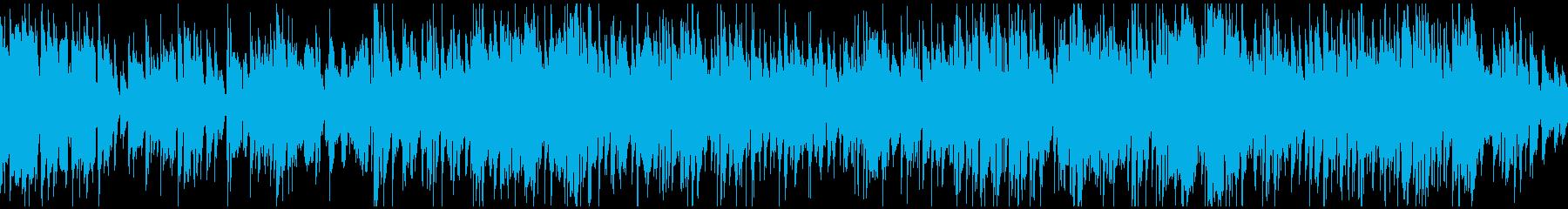 素敵なおしゃれ感のジャズ ※ループ仕様版の再生済みの波形