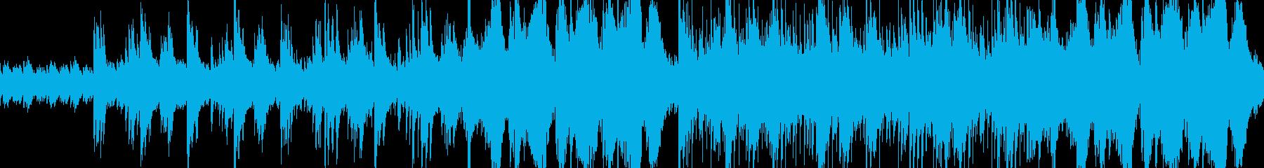 【ループ】アコギ&ピアノの爽やかなBGMの再生済みの波形