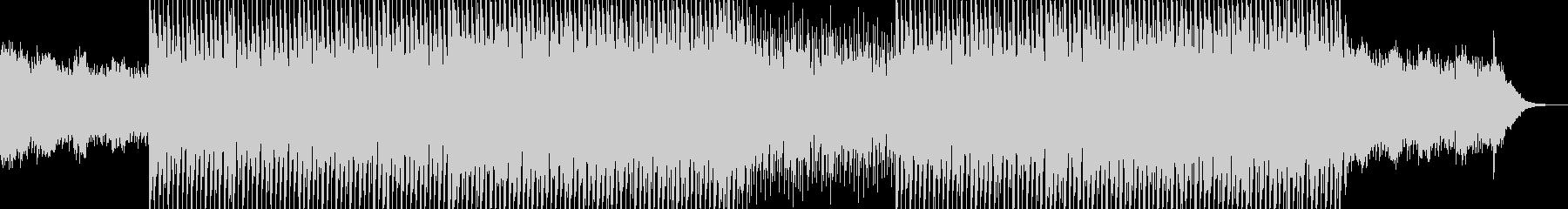 EDM明るいクラブ系キラキラシンセ-05の未再生の波形