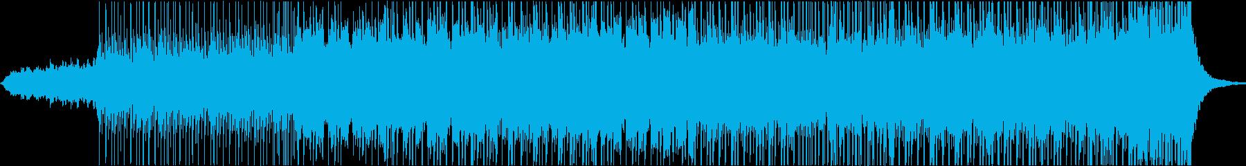 アンビエントミュージック 瞑想 さ...の再生済みの波形