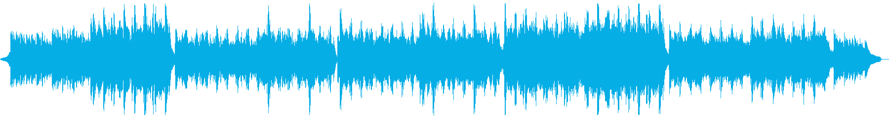 壮大な開幕プレリュード:吹奏楽器抜きの再生済みの波形