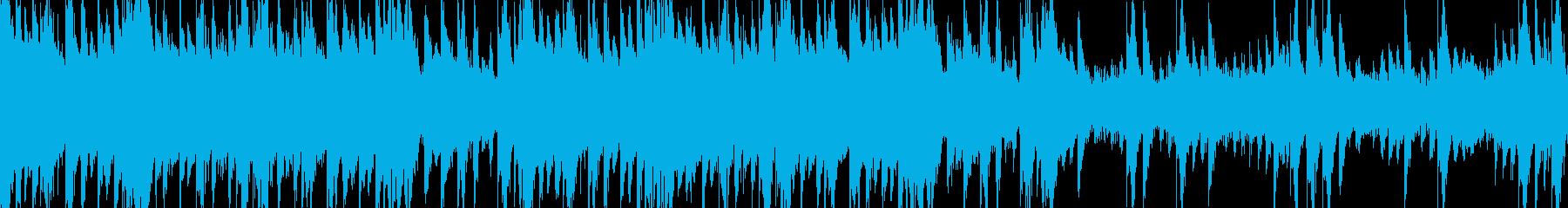 メロディックなポップ/ Drum'...の再生済みの波形