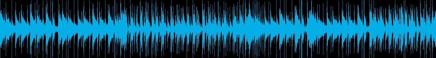 サラサラ ジャズ 実験的 ロック ...の再生済みの波形