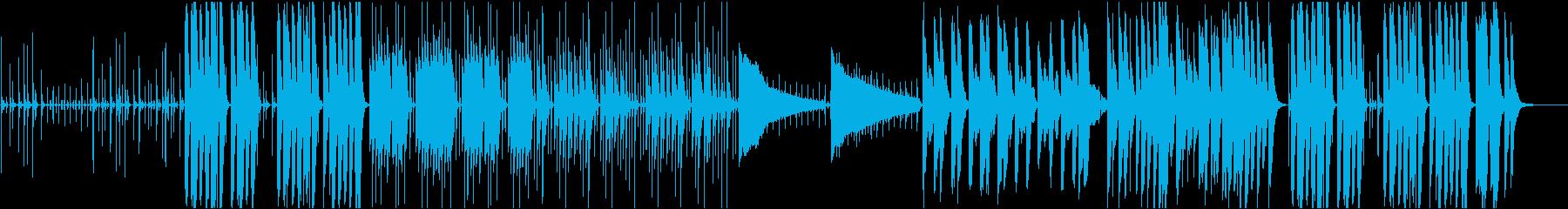 企業VP52 コミカル・楽しい・軽快の再生済みの波形