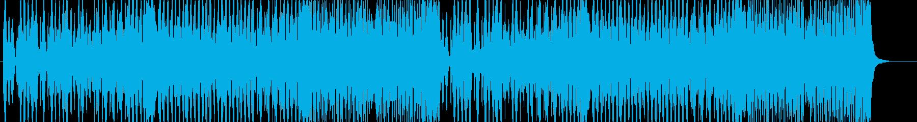 クリスマスEDM パリポこぞりての再生済みの波形