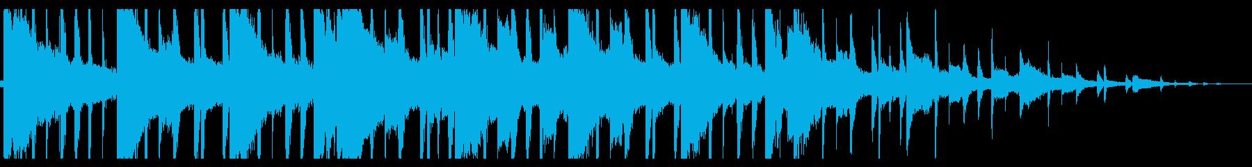 都会/ヒップホップ_No397_3の再生済みの波形